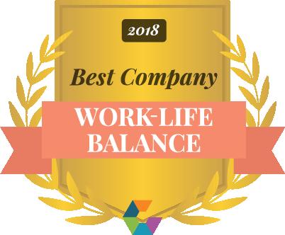 Comparably Work-Life Balance