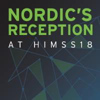 Nordic HIMSS18 Reception