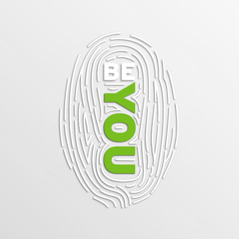 Be you thumbprint