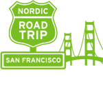 Nordic San Francisco road trip logo