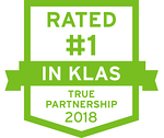 KLAS Leader True Partnership 2018