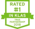 KLAS Leader True Partnership 2018
