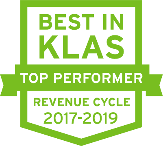 KLAS Top Performer Optimization 2017-2019