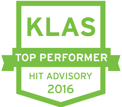 KLAS Top Performer HIT Advisory 2016.png