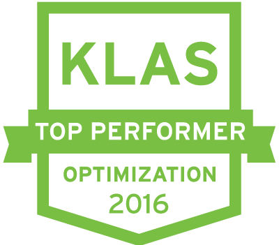KLAS Top Performer Optimization 2016