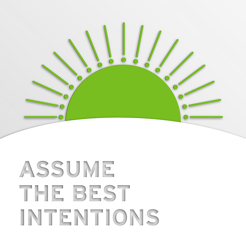 Assume The Best Intentions-Small
