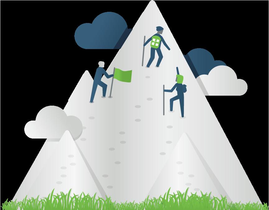 Strategic Initiatives Illustration